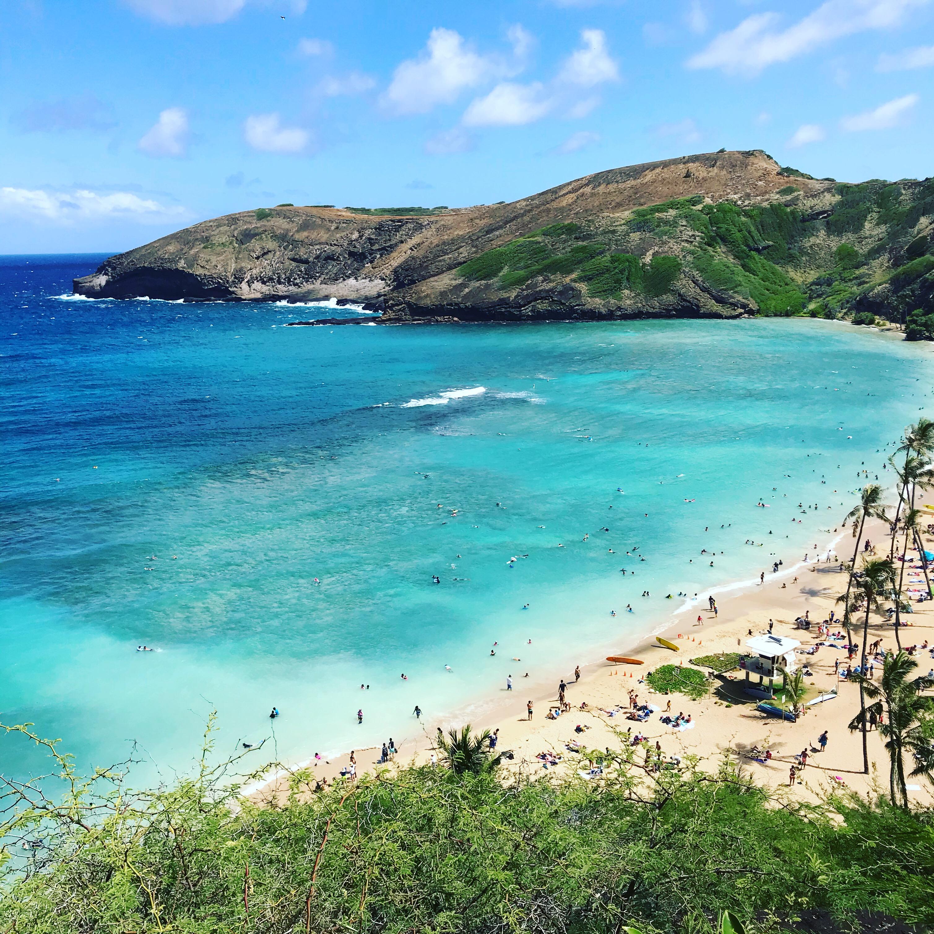 hawaii hanauma