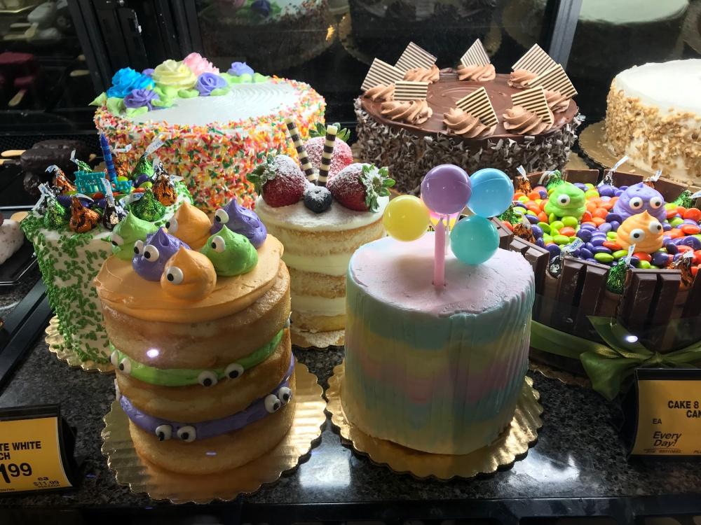 ハワイのケーキたち