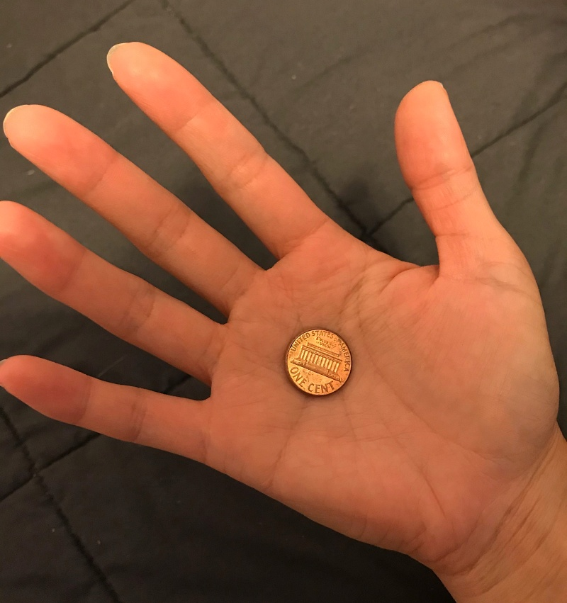1セントコイン