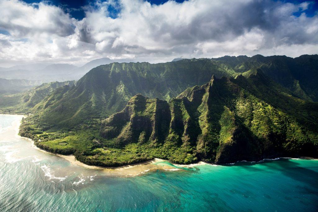 ハワイを助けて!