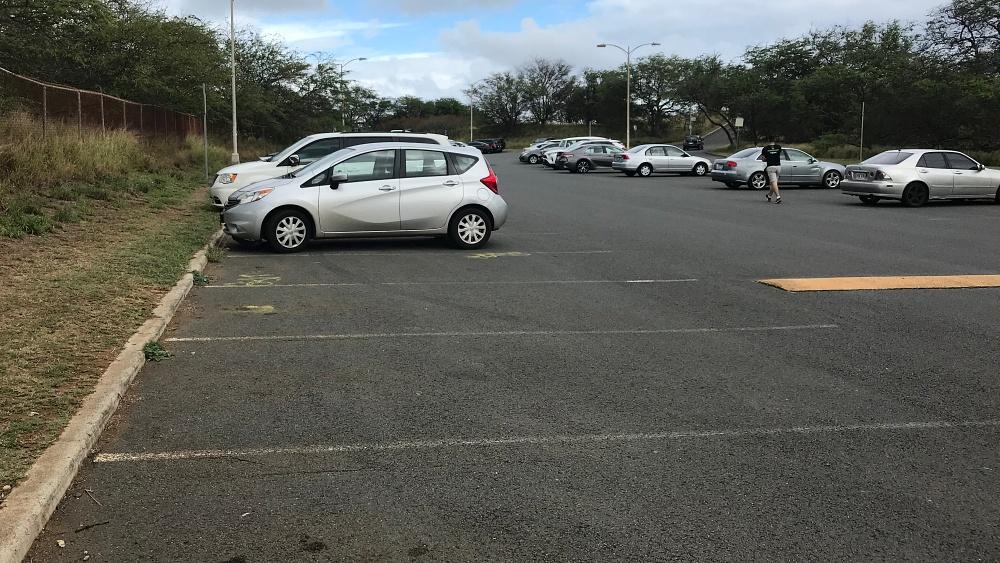 ココヘッド駐車場