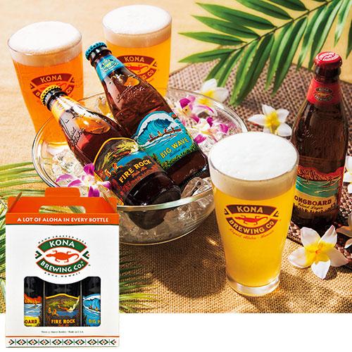 ハワイのコナビール